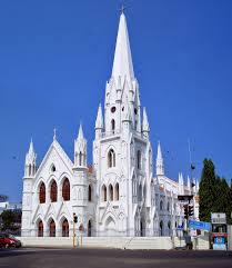 impressive church