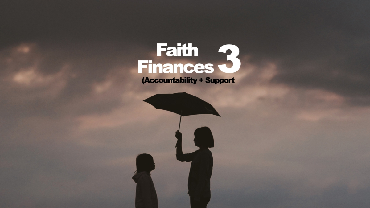 Faith and Finances - Session 3