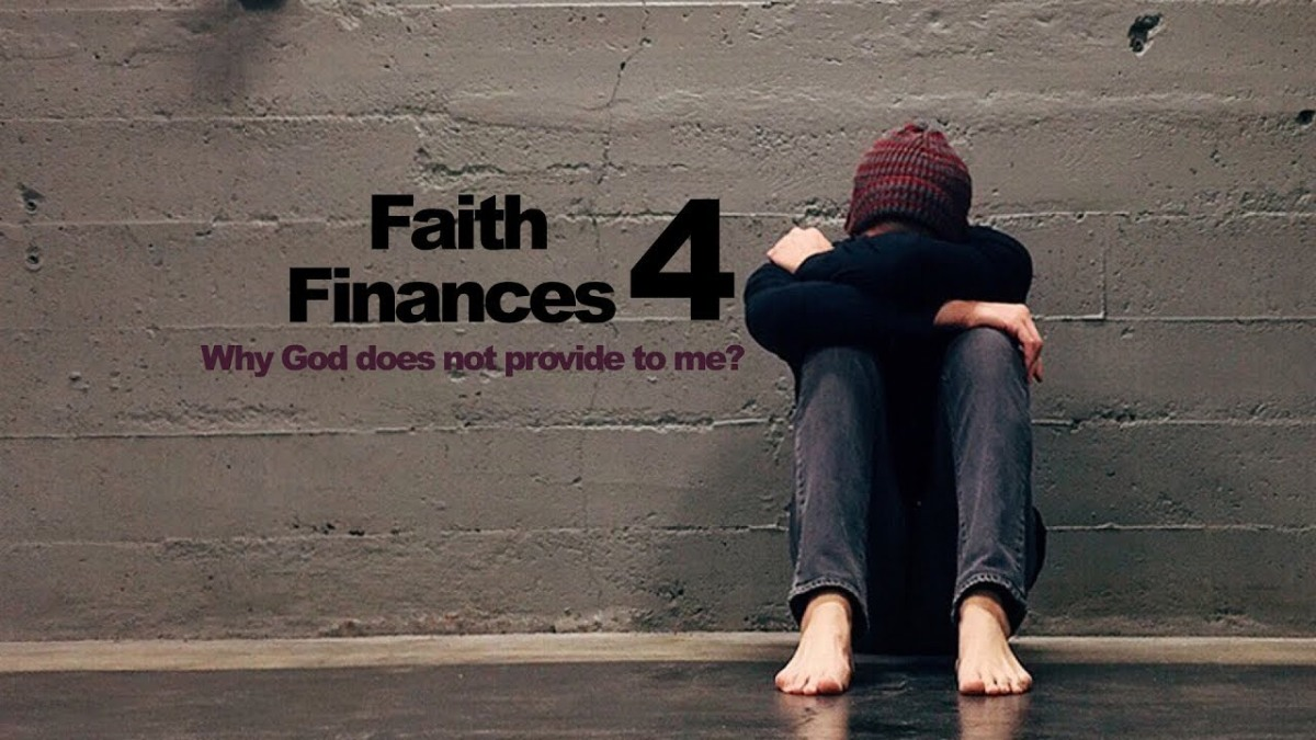 Faith and Finances - Session 4