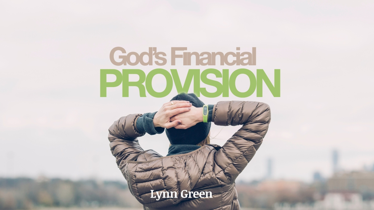God's Financial Provision