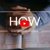 Christian Worker Series: How to set up a support group