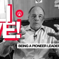 LIVE - Being a Pioneer Leader